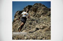 تمرینات اسکای رانینگ در قله ۲۲۲۰ متری بیجی کوه