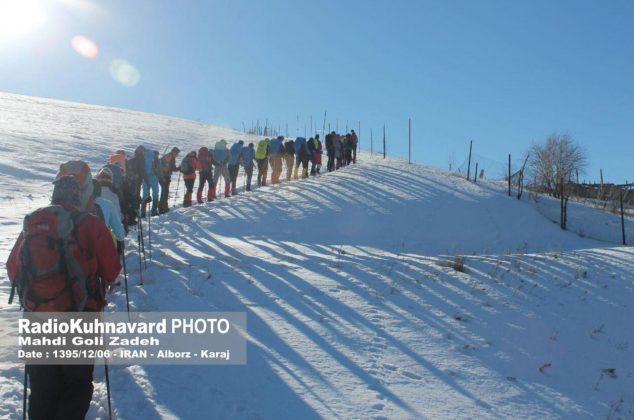 هیئت کوهنوردی و صعودهای ورزشی شهرستان فردیس