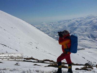 پشت صحنه تلاش خبرنگاران و عکاسان خبری