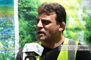 ۶ هزار نفر شهروند البرزی توسط ۱۳۰ اتوبوس در طرح پاکداشت طبیعت حضور یافتند