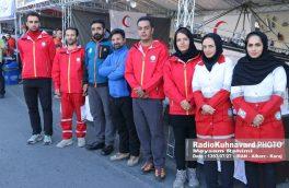 گزارش تصویری همایش روز کوهنورد در استان البرز