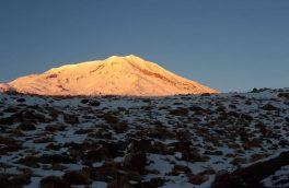 غرش ایرانیان بر قله آرارات