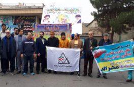 گزارش تصویری حضور کوهنوردان در جشن ۴۰ سالگی انقلاب