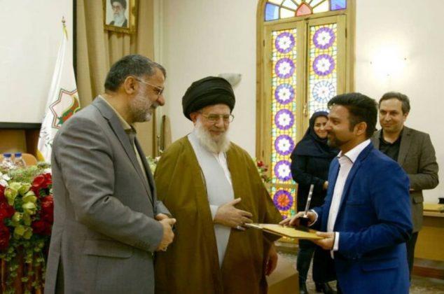پایگاه خبری رادیو کوهنورد برگزیده نخستین جشنواره ایران شناسی شد