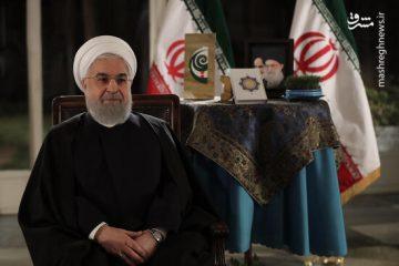 پیام نوروزی رئیس جمهور ایران به مناسبت آغاز سال ۱۳۹۸