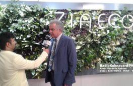 ایرانیان همواره عاشق و گل و گیاه هستند