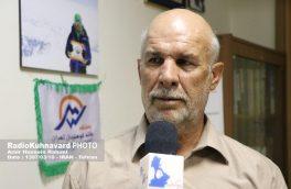 مراسم ضیافت افطار در باشگاه کوهنوردی خانه کوهنوردان تهران برگزار شد