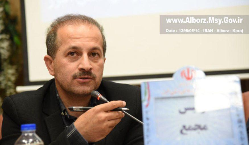 استان البرز هنوز نتوانسته است در بحث قهرمانی خوب ظاهر شود