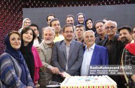 گزارش تصویری گرامیداشت روز خبرنگار