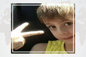 مرخص شدن کودک سنگورد از بیمارستان الزهرا