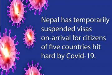 ورود کوهنورد به نپال ممنوع شد
