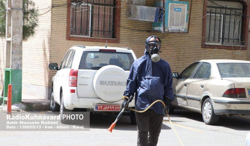 کوهنوردان جهادگر وارد میدان مبارزه با کرونا شدند
