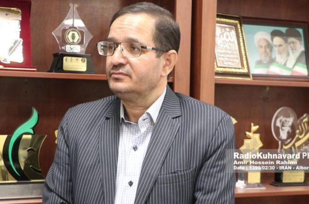 آرشیو گزارش تصویری مصاحبه با مسئولین فرهنگ و ارشاد اسلامی کشور