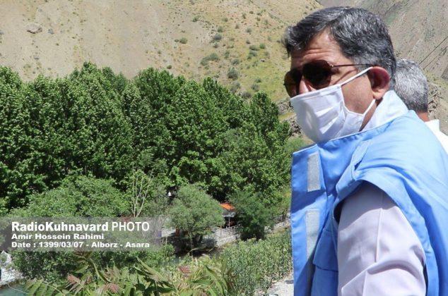 آرشیو گزارش تصویری مصاحبه با مدیران بحران کشور