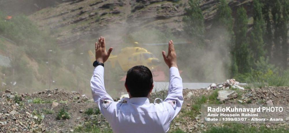 آرشیو گزارش تصویری مصاحبه با مسئولین اورژانس کشور