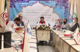 نشست صمیمی تیم پایگاه خبری رادیو کوهنورد با مدیرعامل جدید جمعیت هلال احمر استان البرز