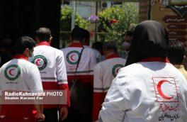 هلال احمر در صحنه انتخابات ۱۴۰۰