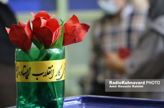 گزارش تصویری انتخابات ۱۴۰۰