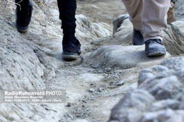 ستاد اطلاع رسانی و پیشگیری از حوادث کوهستان در قله بیجی کوه عظیمیه کرج فعالیت خود را آغاز کرد